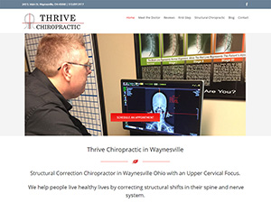 Thrivechirodr.com