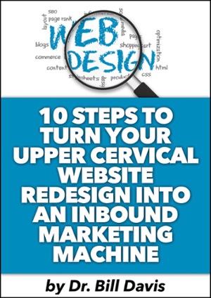 Upper Cervical Marketing e-book inbound marketing
