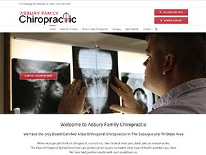 Dr. Greg Crowley, Dubuque IA Atlas Orthogonal Chiropractor