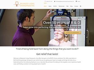 Balanced Living Chiropractic PLC