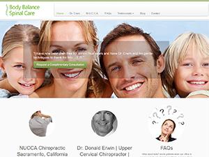 Body Balance Spinal Care