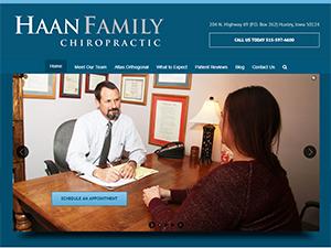 Haan Family Chiropractor