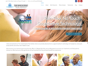Head and Spine Pain Center, Trappe PA chiropractor