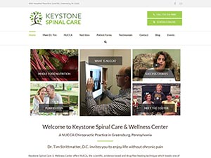 Keystone Spinal Care