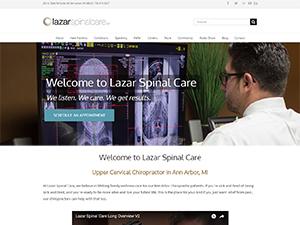 Lazar Spinal Care, Ann Arbor MI chiropractor