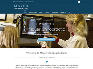 Mayer Chiropractic Clinic, Clearwater Florida chiropractors