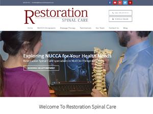 Restoration Spinal Care