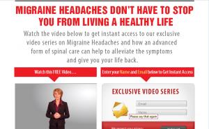 facebook migraines video