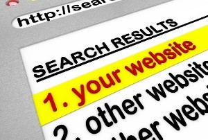 local search engine rankings