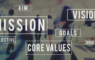 Values, vision, mission for upper cervical practice