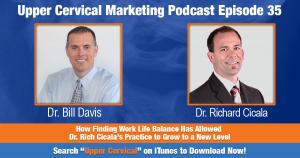 Upper cervical marketing podcast
