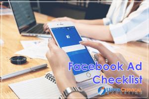 Facebook ad checklist