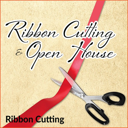 Ribbon Cutting & Health Talk