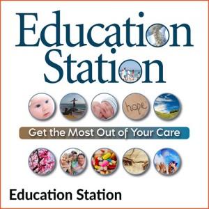 Upper Cervical Education Station