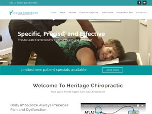 Heritage Chiropractic Wellness Center