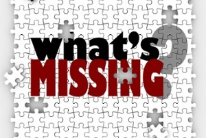 What-s Missing