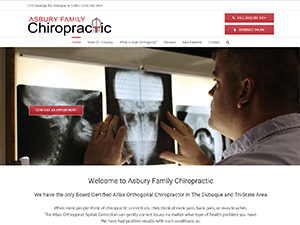 Dr. Greg Crowley, Dubuque IA Atlas Orthogonal Chiropractor