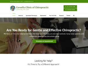 Corsello Clinic of Chiropractic