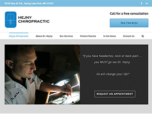 Hejny Chiropractic.com