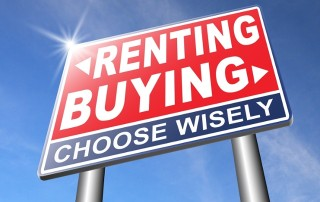 renting versus buying