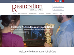 Restoration Spinal Care