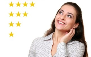 online reviews 5 stars