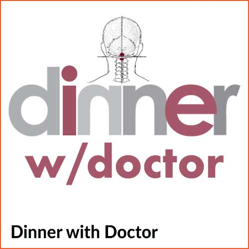 Dinner with the Doctor