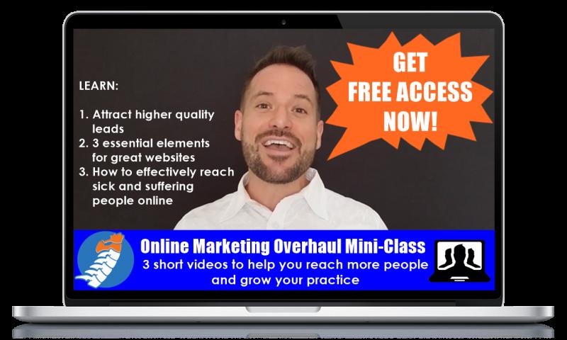 online marketing overhaul mini class