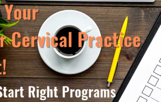 Upper Cervical Practice Start Right Programs