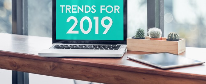trends for online marketing 2019