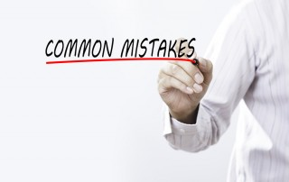 Common mistakes chiropractors do in online marketing