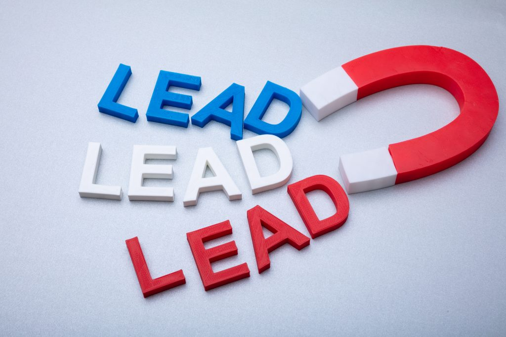 Marketing Mistake Not Capturing Leads