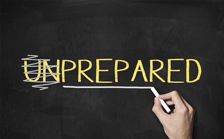 Marketing Mistake Not Preparing Your Team