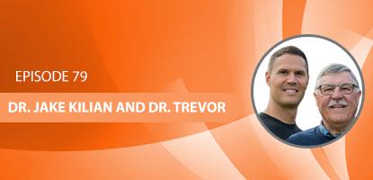 Dr. Jake and Trevor Kilian on the Upper Cervical Marketing Podcast
