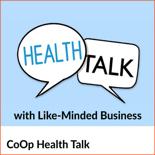 Health Talk to help choose the best internal and external marketing