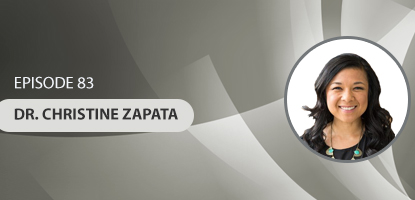 UCM 083: How to Implement An Ideal Patient Profile Vision for Your Upper Cervical Practice with Dr. Christine Zapata
