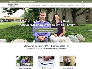 Living Well Chiropractic P.C.