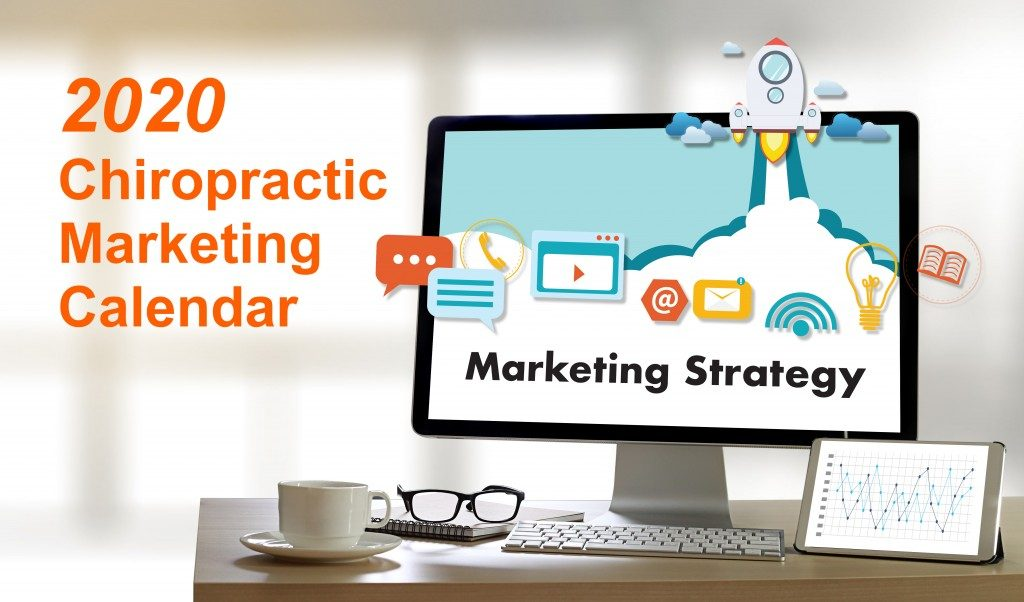 Get Strategic Results with the 2020 Chiropractic Marketing Plan Calendar