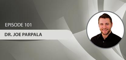 Dr. Joe Parpala on the Upper Cervical Marketing Podcast