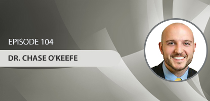 Dr. Chase O'Keefe on the Upper Cervical Marketing Podcast