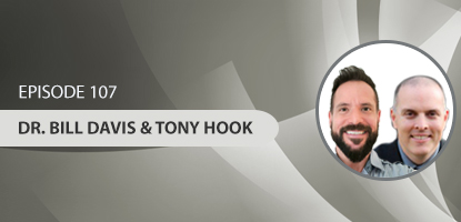 TONY HOOK ON THE UPPER CERVICAL MARKETING PODCAST