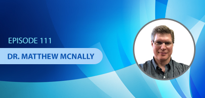 Dr. Matthew McNally on the upper cervical marketing podcast