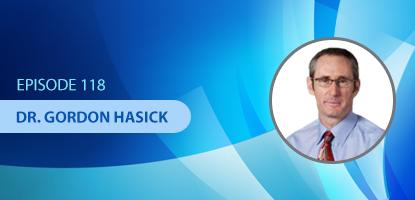 Dr. Gordon Hasick on the Upper Cervical Marketing Podcast