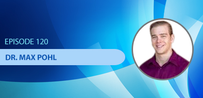 Dr. Max Pohl on the Upper Cervical Marketing Podcast