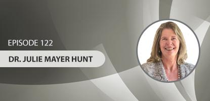Dr. Julie Mayer Hunt on the Upper Cervical Marketing Podcast
