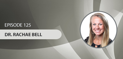 Dr. Rachae Bell on the Upper Cervical Marketing Podcast