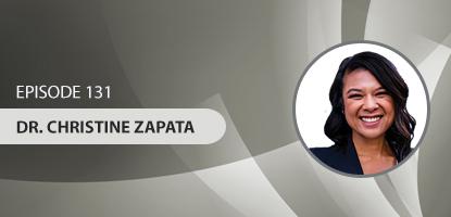 Dr. Christine Zapata on the Upper Cervical Marketing Podcast