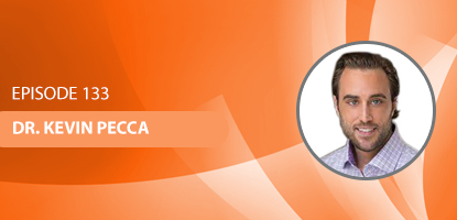 Dr. Kevin Pecca on the Upper Cervical Marketing Podcast