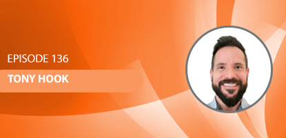 Tony Hook on the Upper Cervical Marketing Podcast