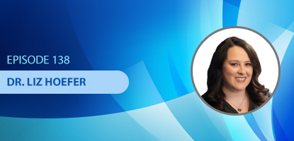 Dr. Elizabeth Hoefer on the Upper Cervical Marketing Podcast